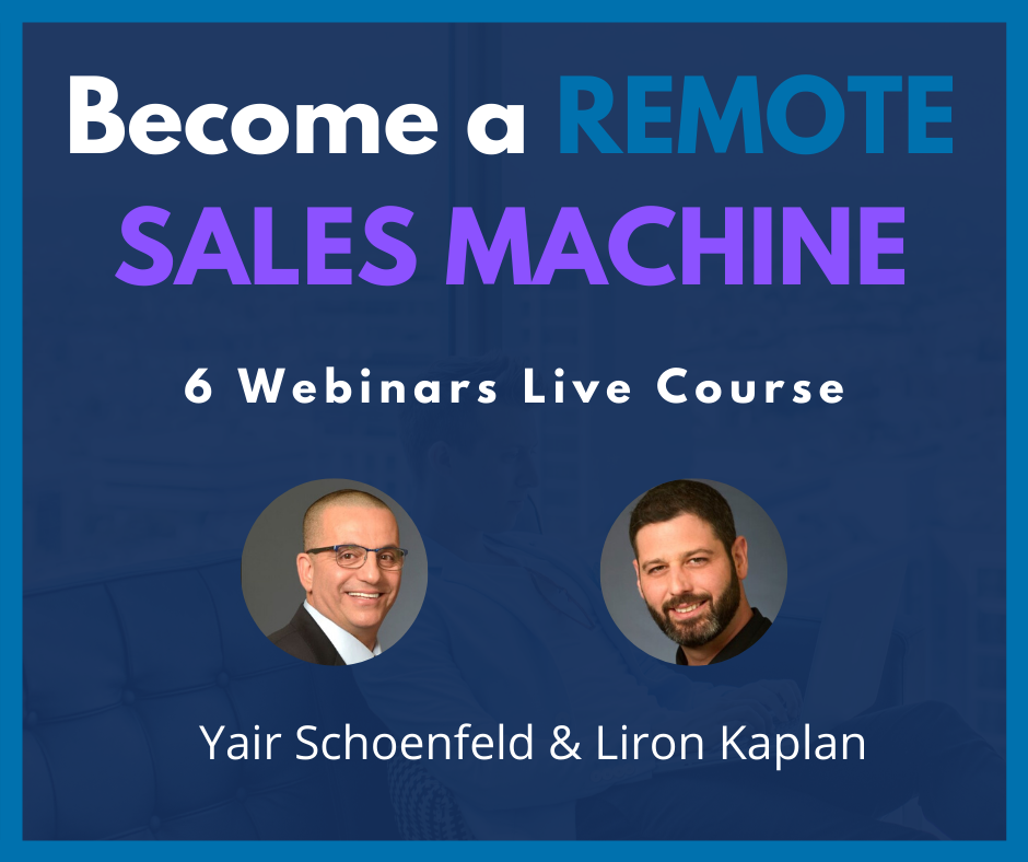 Maximize sales with proven remote sales methods and advanced digital tools